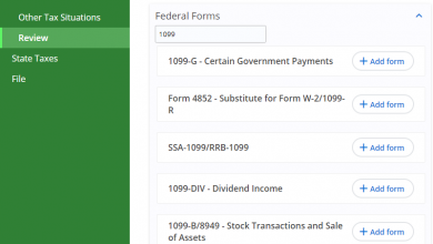 Photo of Prepare E-File Tax Form 1099 in Quick Books Accounting Software :