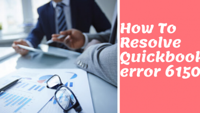 Photo of How To Resolve Quickbooks error 6150