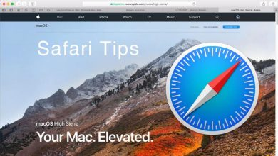 Photo of Features of Safari Web Browser