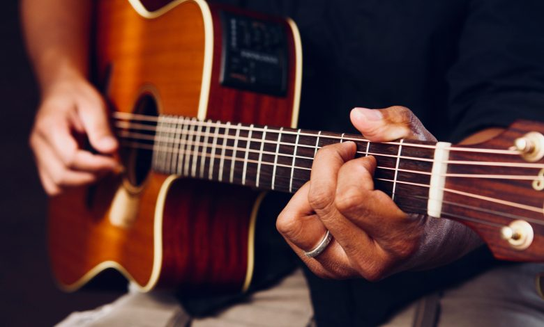 how to learn to play guitar by yourself