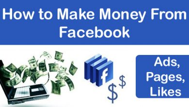 Photo of How to Make money from Facebook