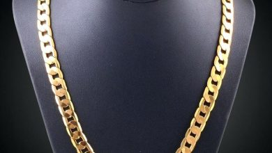 Photo of men gold chain 9 carat – Significance in men's fashion