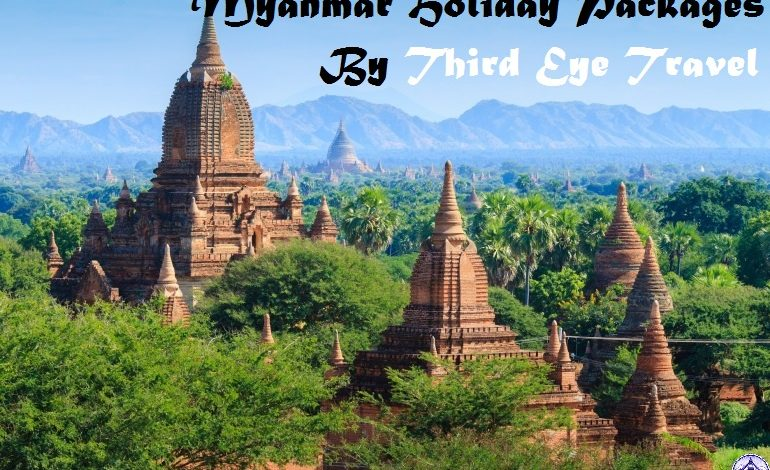 myanmar tour package