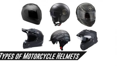 Photo of 6 DIFFERENT TYPES OF SAFETY HELMETS FOR BIKE RIDERS