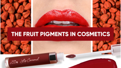 Photo of THE FRUIT PIGMENTS IN COSMETICS