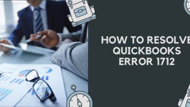 Photo of How To Resolve QuickBooks Error 1712
