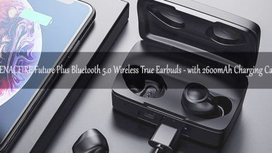 Photo of Enacfire Future Plus Wireless Earbuds Review