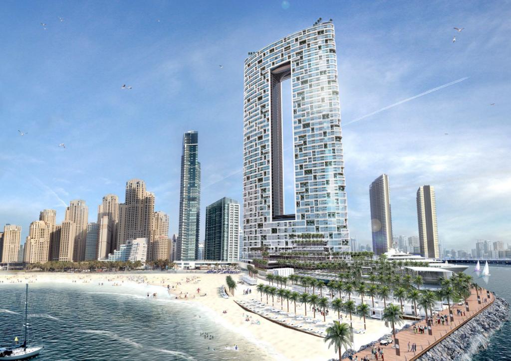Jumeirah Gate Dubai Marina