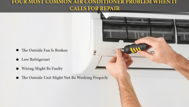 Photo of Four Most Common Air Conditioner Problem When It Calls For Repair