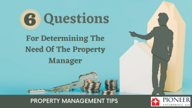 Photo of 6 Questions For Determining The Need Of The Property Manager