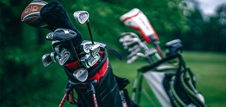 How to arrange your golf bag
