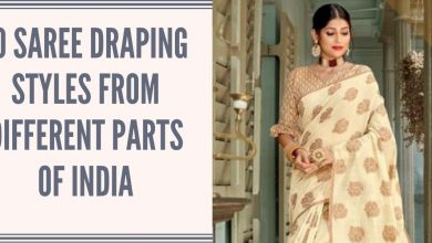 Photo of 10 Saree Draping Styles From Different Parts Of India