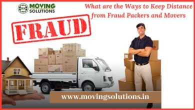 Photo of What are the Ways to Keep Distance from Fraud Packers and Movers?