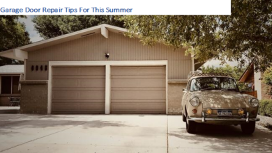 Photo of Garage Door Repair Tips