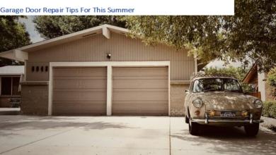 Photo of Garage Door Repair Tips