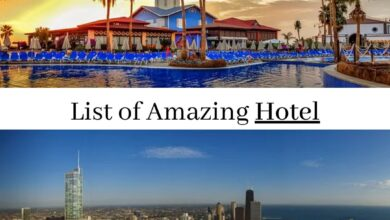 Photo of List of amazing hotels around the world