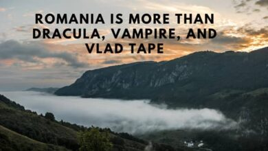 Photo of Romania is more than Dracula, Vampire, and Vlad Tape
