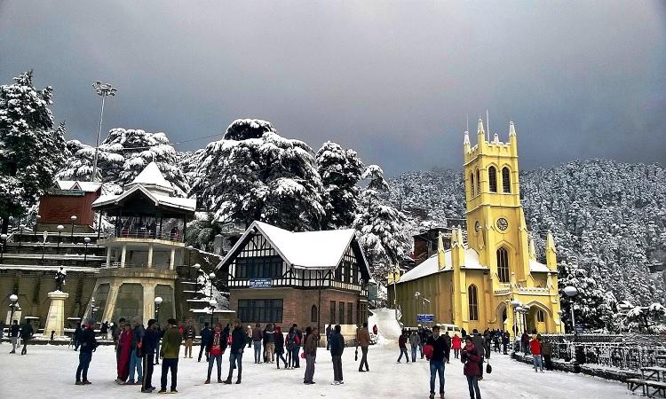 Shimla with Family