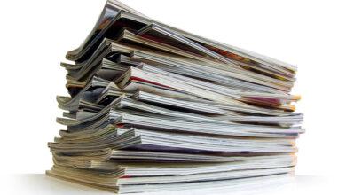 Photo of Best Ways to Donate free magazines