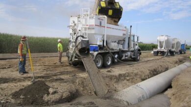 Photo of On Site Mix Concrete   Advantages And Uses