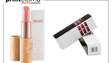 Photo of HOW TO DESIGN THE BEST LIPSTICK BOXES FOR YOUR PRODUCTS?