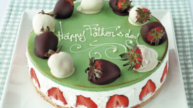 Photo of Top Ten Father's Day Cake That Will Satisfy You Dad's Sweet Tooth