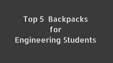 Photo of Top 5 Backpacks for Engineering Students in 2020