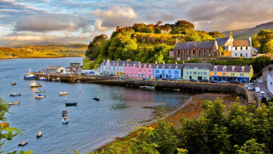 Photo of 5 Vacation Spots in Scotland, England