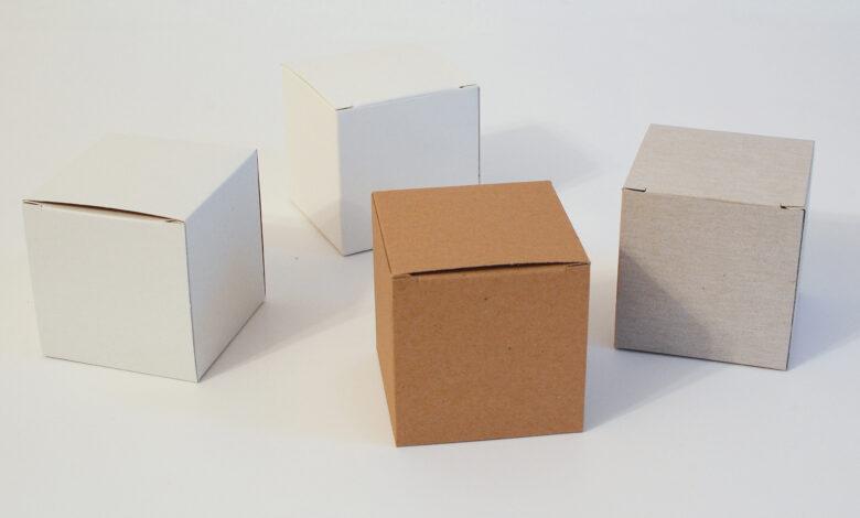 Keeping Treasured Memories in Cardboard Cube Boxes!