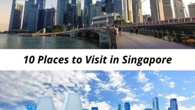Photo of 10 Places to Visit in Singapore
