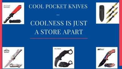Photo of Cool Pocket Knives – Coolness Is Just A Store Apart
