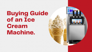 Photo of Factors to consider when buying an ice cream machine.