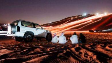 Photo of Evening Desert Safari in Dubai – A Camel Race