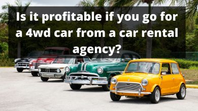 Photo of Is it profitable if you go for a 4wd car from a car rental agency?