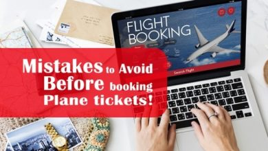 Photo of Avoid These 4 Mistakes to Find Cheap Flight Tickets