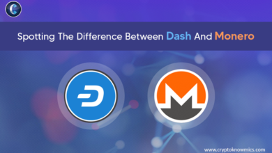 Photo of Spotting The Difference Between Dash And Monero