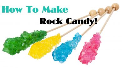Photo of How to Make Rock Candy on a Stick?