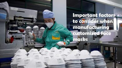 Photo of Important factors to consider when manufacturing customized face masks