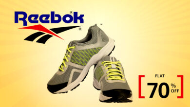 Photo of Grab your favorite shoes and apparel on Reebok up to flat 70%