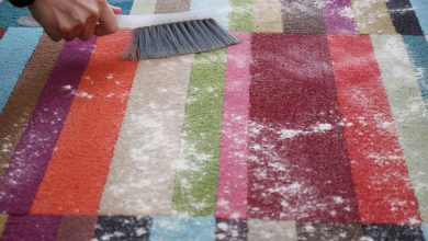 Photo of HOW TO KEEP YOUR CARPETS CLEAN USING DIY