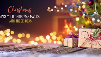Photo of Christmas 2020: Make Your Christmas Magical With These Ideas!