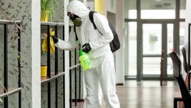 Photo of Commercial Sanitizing Services