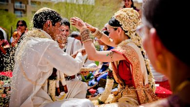 Photo of 5 Ideas to Make Your Monsoon Wedding the More Romantic!