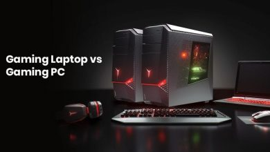 Photo of Gaming Laptops vs Gaming Desktop pcs