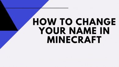 Photo of How to change your name in minecraft