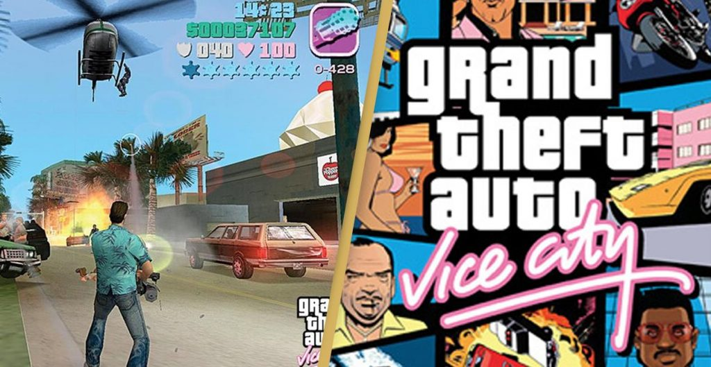 Top 5 PC Games: Grand theft auto vice city