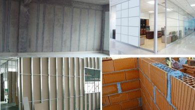 Photo of Types of Partition Wall and its Benefits