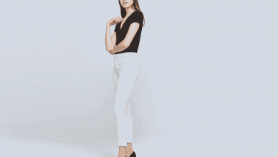 Photo of Reinvent Your Looks with White Denim Jeans
