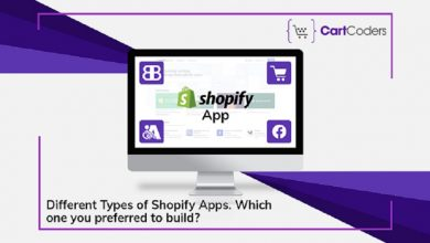 Photo of Various Types of Shopify Apps. Which one you preferred to build?