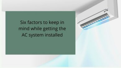 Photo of Six factors to keep in mind while getting the AC system installed